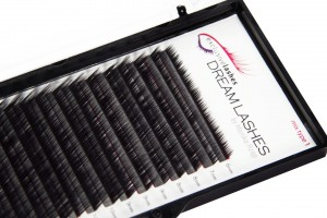 Rzęsy silk DREAM LASHES 0,075 skręt L